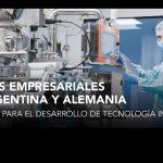 Proyectos empresariales entre la Argentina y Alemania