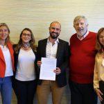 FUNINTEC incubará el proyecto UNSAM premiado en las Olimpíadas Emprendedoras 2018