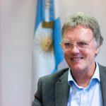 Peter Ratcliffe visitó la UNSAM