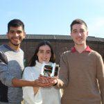 Estudiantes de ECyT participarán en una competencia sobre pequeños satélites en Brasil