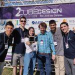 Estudiantes UNSAM, premiados en el concurso de pequeños satélites CubeDesign