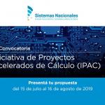 Iniciativa de Proyectos Acelerados de Cálculo (IPAC)