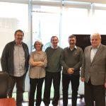 Pascual Fidelio visitó la UNSAM