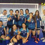Destacadas actuaciones de los equipos de fútbol y fútsal de la UNSAM