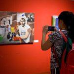 El arte del CUSAM llega al Campus Miguelete