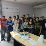 La Escuela Secundaria Técnica de la UNSAM visitó el INTECH