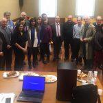 5.ª Convocatoria CONEAU para acreditación de posgrados: Primeras reuniones de trabajo