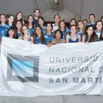 Medallas, mérito y revelaciones: Un gran año para el deporte UNSAM