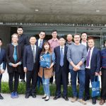Funcionarios de la provincia china de Fujian visitaron la UNSAM