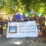 Maratón UNTREF: Dos estudiantes de la UNSAM se subieron al podio