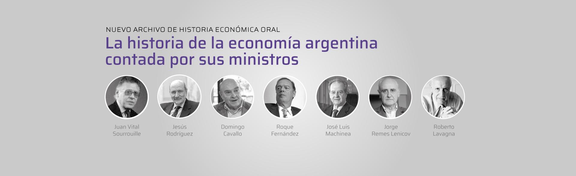 La historia de la economía argentina contada por sus ministros