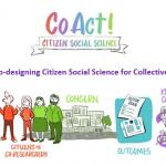 CoAct! Un proyecto de ciencia ciudadana en ciencias sociales para la acción colectiva