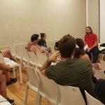Coro UNSAM: Se realizó una charla informativa para la comunidad universitaria