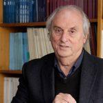Jorge Katz en el primer Seminario de Investigación de Economía y Negocios