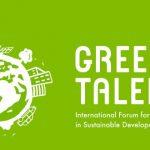 Green Talents 2020. Cooperación internacional para el desarrollo sostenible