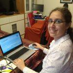 Nueva egresada del Doctorado en Ciencia y Tecnología Mención Química