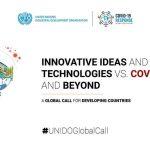 """Convocatoria ONUDI: """"Ideas innovadoras y tecnologías en el contexto de COVID-19 y más allá"""""""