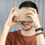 """De las cajas de pizza a los """"cardboards"""": El viaje virtual de las estudiantes del CUSAM"""
