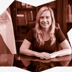 """Webinar con Silvia La Ruffa: """"Gestión y organización de políticas federales de seguridad"""""""