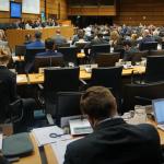 Webinar sobre cooperación internacional en el control del narcotráfico