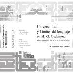 """Seminario Permante de Hermenéutica: """"Universalidad y límites del lenguaje en Gadamer"""""""