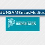 Nota en el portal electrónico del gobierno de la Provincia de Buenos Aires