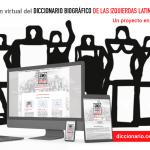 Lanzamiento virtual del Diccionario Biográfico de las Izquierdas Latinoamericanas
