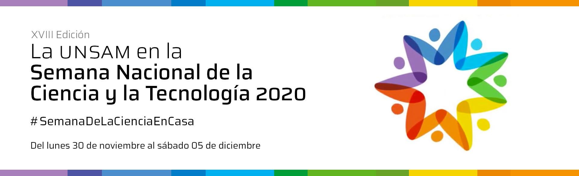 Semana Nacional de la Ciencia y la Tecnología 2020