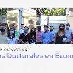 Convocatoria a Becas Doctorales en Economía 2021