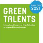 Convocatoria Green Talents 2021