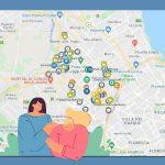 Nuevo mapa interactivo de recursos de atención sobre género y diversidades en San Martín