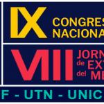 La UNSAM participó del IX CONGRESO NACIONAL DE EXTENSIÓN