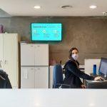 Biblioteca Central UNSAM: Reapertura de servicios esenciales