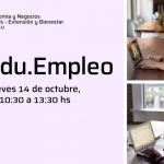 Feria virtual Edu Empleo: ¡Ya está el cronograma completo!