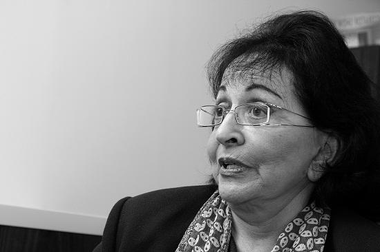 Lola Aniyar de Castro en la UNSAM