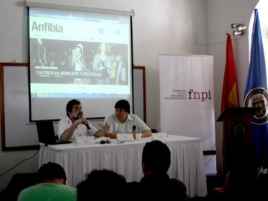 Cristian Alarcón Anfibia Colombia UNSAM