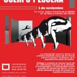 Jornadas: Cuerpo y Escena