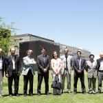 El secretario de Transporte de la Nación visitó el Campus Miguelete