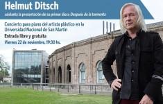 Helmut Ditsch UNSAM