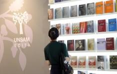 La UNSAM, en la 40º Feria del Libro