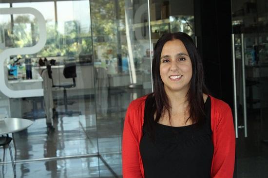 Juliana Cassataro, investigadora del IIB