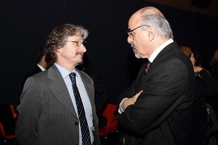 Carlos Ruta y Carlos Tomada