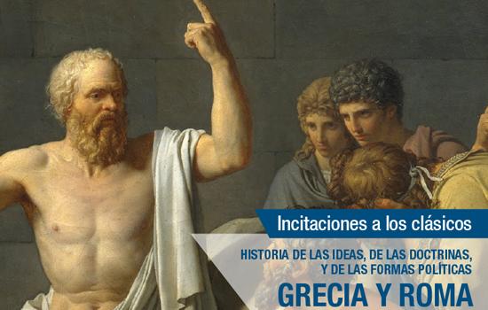 """Conferencias de Jesús Moreno Sanz: """"Historia de las ideas, de las doctrinas y de las formas políticas"""""""