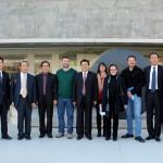 Una delegación china visitó la UNSAM en busca de innovación tecnológica
