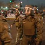 Gestión policial de la protesta en Argentina y Chile