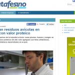 Un desarrollo biotecnológico realizado por el INTI y el IIB, en El Santafesino