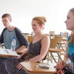 Tres estudiantes noruegos se suman al programa Study Abroad