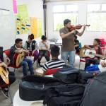 Comienzan las clases en la Escuela Secundaria Técnica de la UNSAM