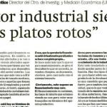 Entrevista a Enrique Dentice en El Economista