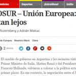 Columna de Ricardo Rozemberg sobre política económica internacional en Clarín